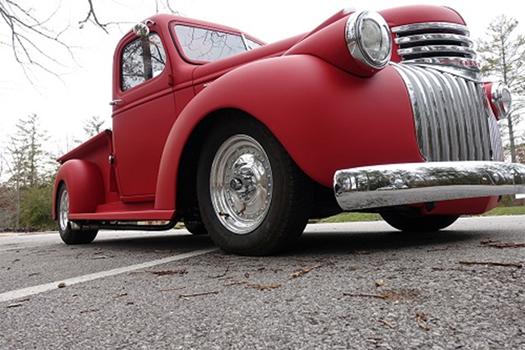 1942 Chevrolet ½ Ton